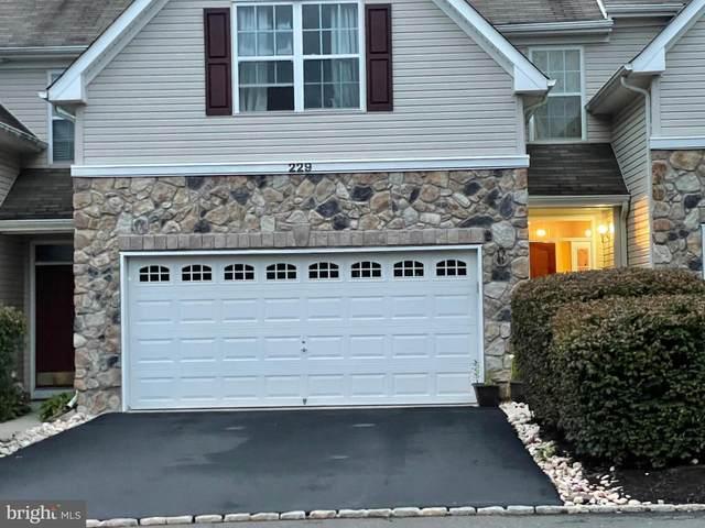 229 Concord Place, PENNINGTON, NJ 08534 (#NJME2004824) :: Team Martinez Delaware
