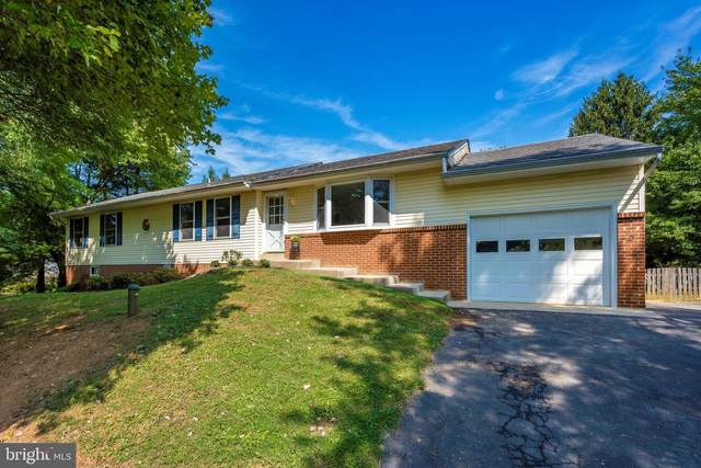 3116 Pheasant Run, IJAMSVILLE, MD 21754 (#MDFR2005888) :: Murray & Co. Real Estate