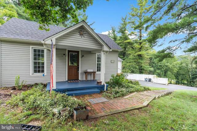 2100 Reese Road, WESTMINSTER, MD 21157 (#MDCR2002458) :: The Vashist Group