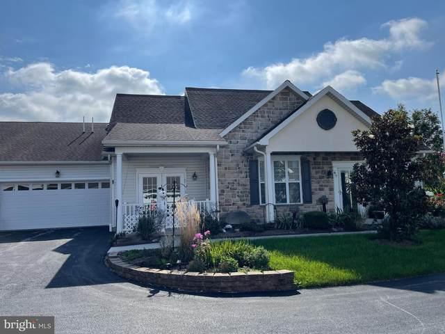 87 S Alpine Drive 24A, YORK, PA 17408 (#PAYK2006144) :: Liz Hamberger Real Estate Team of KW Keystone Realty