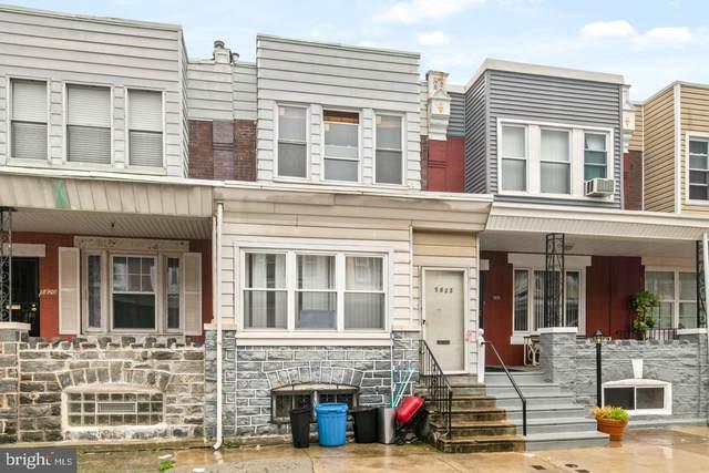5822 Delancey Street, PHILADELPHIA, PA 19143 (#PAPH2029602) :: The Dailey Group