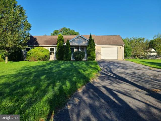 4 Barry Circle, SHIPPENSBURG, PA 17257 (#PACB2003174) :: TeamPete Realty Services, Inc