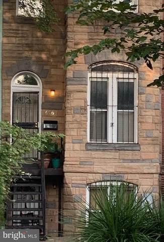 1606 New Jersey Avenue NW, WASHINGTON, DC 20001 (#DCDC2013222) :: Bruce & Tanya and Associates