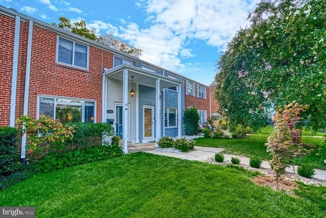 1412 Woodbine Street, ALEXANDRIA, VA 22302 (#VAAX2003690) :: Debbie Dogrul Associates - Long and Foster Real Estate