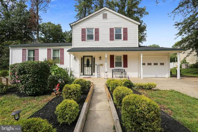 624 Warfield Drive, ROCKVILLE, MD 20850 (#MDMC2015836) :: Dart Homes