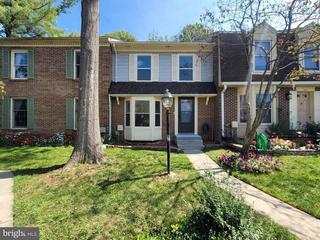 3836 Gateway Terrace #32, BURTONSVILLE, MD 20866 (#MDMC2015840) :: CENTURY 21 Core Partners