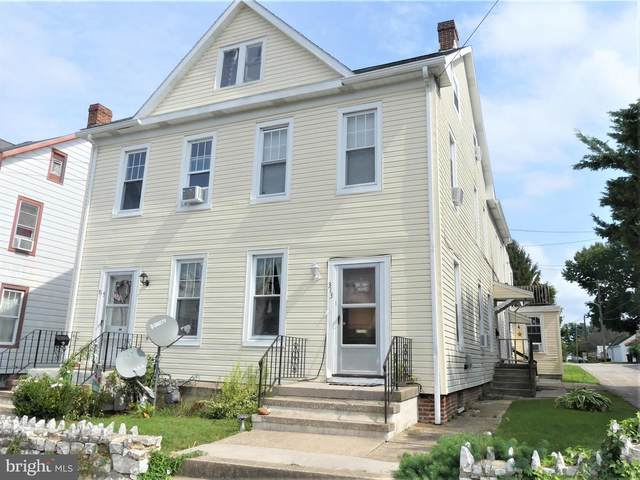 313 & 315 Spring Avenue, HANOVER, PA 17331 (#PAYK2006160) :: The Heather Neidlinger Team With Berkshire Hathaway HomeServices Homesale Realty