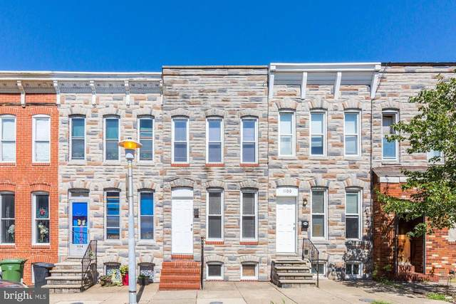 1132 Sargeant Street, BALTIMORE, MD 21223 (#MDBA2012362) :: Ultimate Selling Team