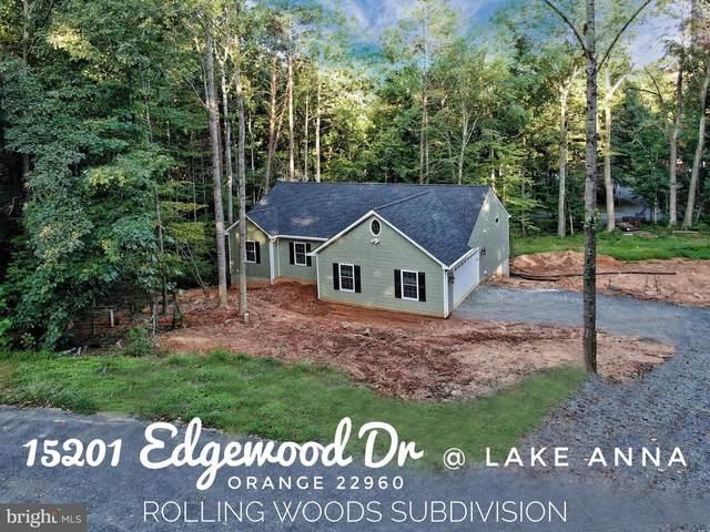 15201 Edgewood Drive, ORANGE, VA 22960 (#VASP2002846) :: Realty Executives Premier