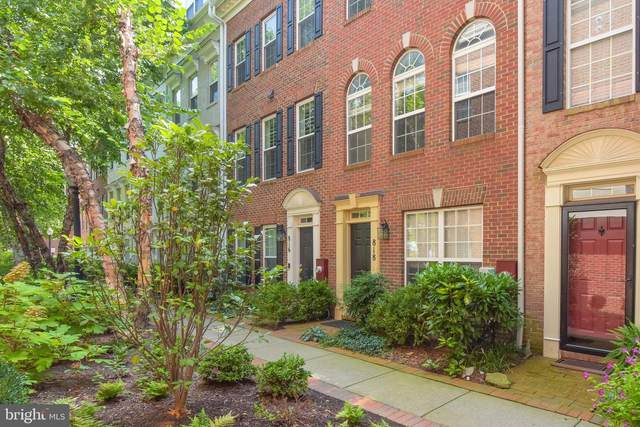 818 Capitol Square Place SW, WASHINGTON, DC 20024 (#DCDC2013230) :: The Gus Anthony Team