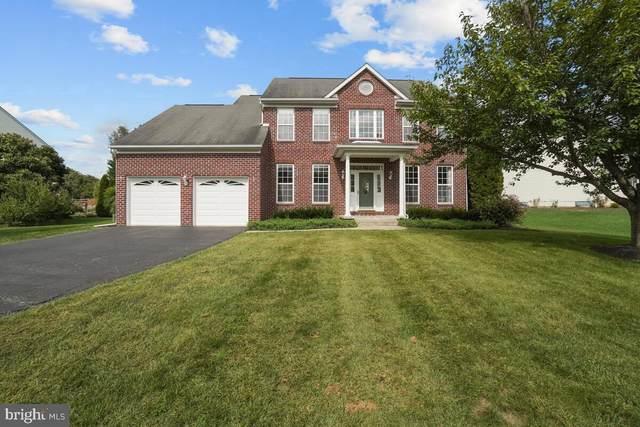 308 Braeburn Drive, WALKERSVILLE, MD 21793 (#MDFR2005894) :: New Home Team of Maryland