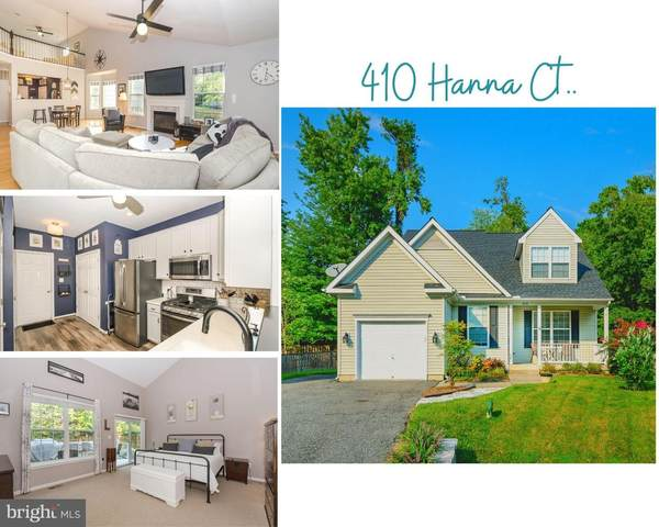 410 Hanna Court, CHESTER, MD 21619 (#MDQA2001038) :: Shamrock Realty Group, Inc