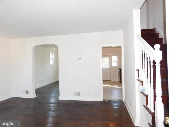 3418 Ludgate Road, BALTIMORE, MD 21215 (#MDBA2012372) :: Advance Realty Bel Air, Inc