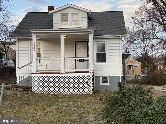 4306 Byers Street, CAPITOL HEIGHTS, MD 20743 (#MDPG2011852) :: VSells & Associates of Compass