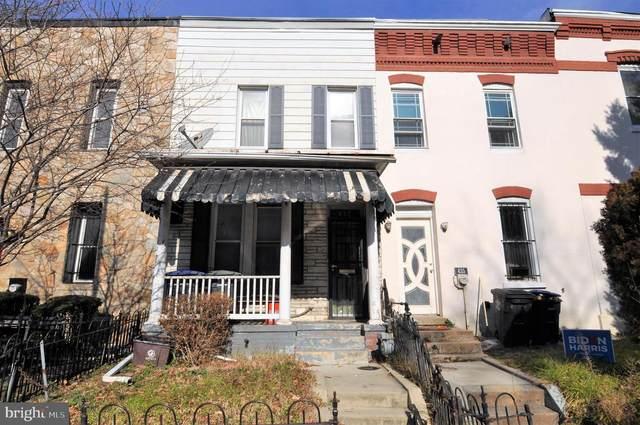 437 S Street NW, WASHINGTON, DC 20001 (#DCDC2013262) :: CENTURY 21 Core Partners