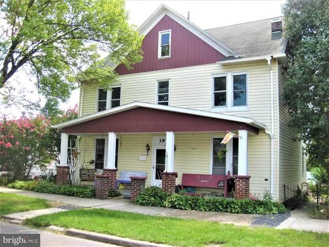 39 E Elder Street, CUMBERLAND, MD 21502 (#MDAL2000892) :: Colgan Real Estate