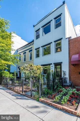 88 P Street NW, WASHINGTON, DC 20001 (#DCDC2013292) :: The Maryland Group of Long & Foster Real Estate