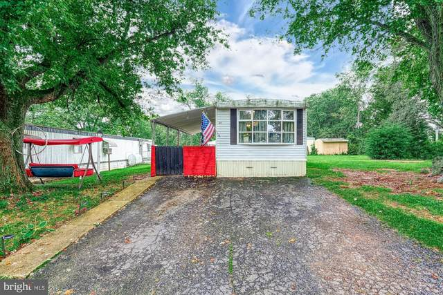 4550 Bull Road Lot 57, DOVER, PA 17315 (#PAYK2006188) :: Century 21 Dale Realty Co