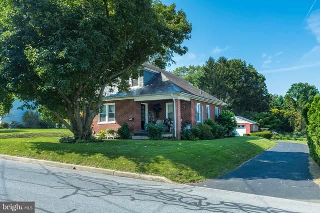 447 N Prince Street, MILLERSVILLE, PA 17551 (#PALA2005300) :: The Joy Daniels Real Estate Group