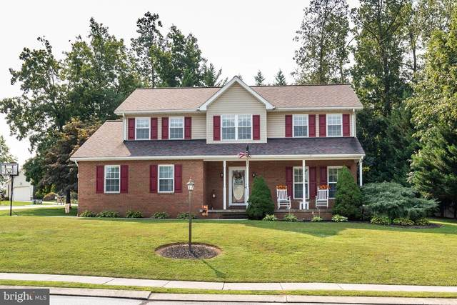 115 Arwco Drive, HANOVER, PA 17331 (#PAYK2006190) :: The Heather Neidlinger Team With Berkshire Hathaway HomeServices Homesale Realty
