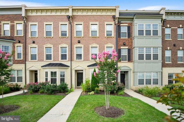 614 Fair Winds Way, NATIONAL HARBOR, MD 20745 (#MDPG2011922) :: AG Residential