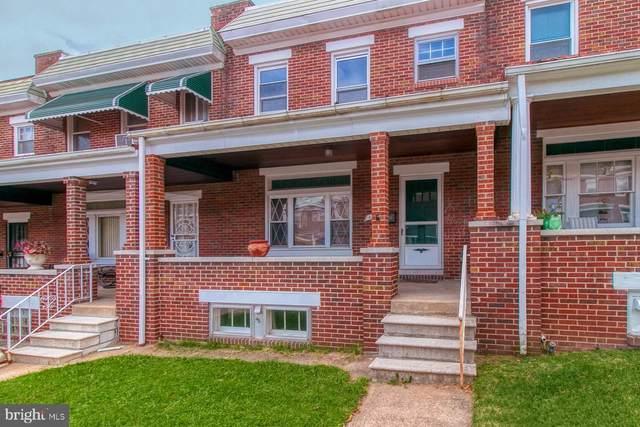4365 Sheldon Avenue, BALTIMORE, MD 21206 (#MDBA2012434) :: Pearson Smith Realty
