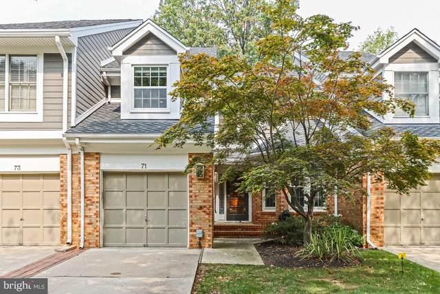 71 River Oaks Circle, BALTIMORE, MD 21208 (#MDBC2011138) :: Gail Nyman Group