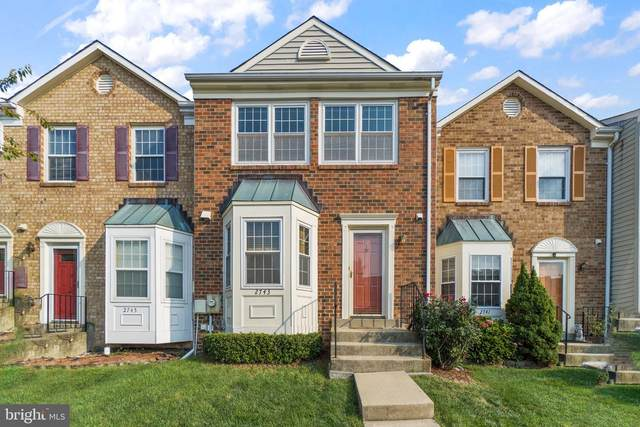 2743 Sweet Clover Court, SILVER SPRING, MD 20904 (#MDMC2015942) :: New Home Team of Maryland
