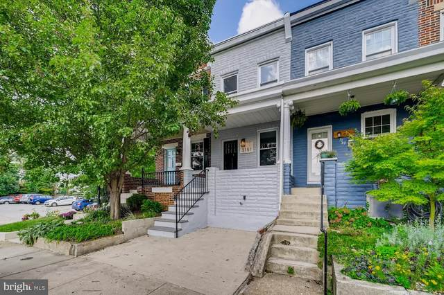 3151 Tilden Drive, BALTIMORE, MD 21211 (#MDBA2012440) :: The Maryland Group of Long & Foster Real Estate