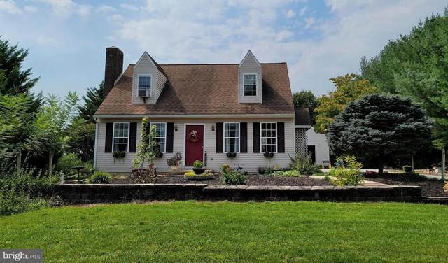 736 Iron Ridge Road, SPRING GROVE, PA 17362 (#PAYK2006200) :: ExecuHome Realty