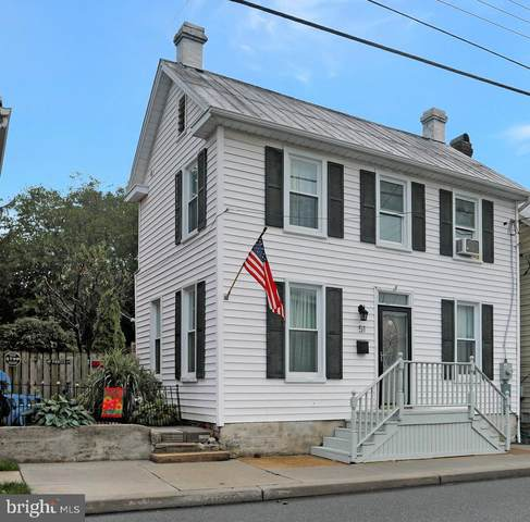 51 E Franklin Street, GREENCASTLE, PA 17225 (#PAFL2002104) :: New Home Team of Maryland