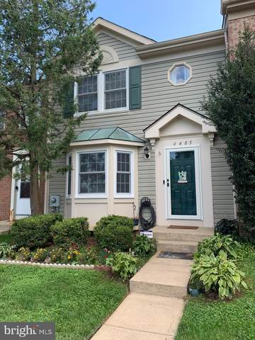 6405 Kelly Court, FREDERICK, MD 21703 (#MDFR2005920) :: McClain-Williamson Realty, LLC.