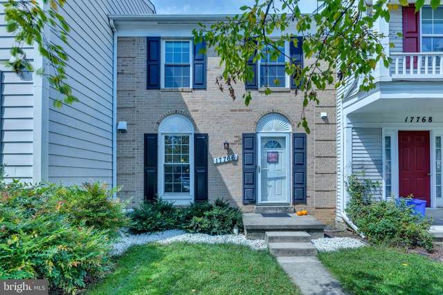 17766 Chipping Court, OLNEY, MD 20832 (#MDMC2015974) :: The Gus Anthony Team