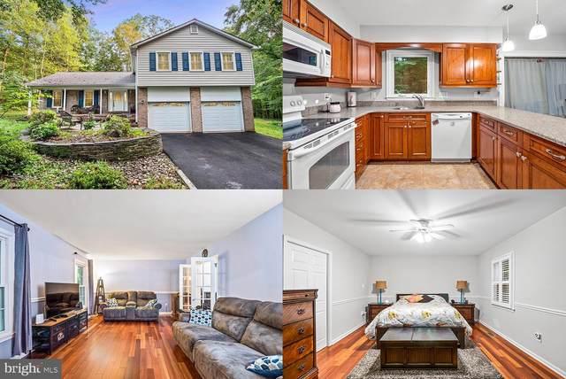 5373 Cleburne Lane, WOODBRIDGE, VA 22192 (#VAPW2008644) :: AG Residential