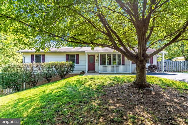 4303 Moxley Valley Drive, MOUNT AIRY, MD 21771 (#MDFR2005924) :: Colgan Real Estate