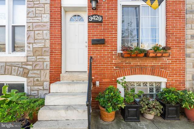 3429 E Lombard Street, BALTIMORE, MD 21224 (#MDBA2012470) :: SURE Sales Group