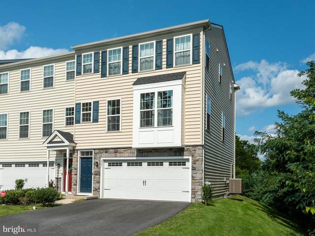 2501 Marvine Avenue, DREXEL HILL, PA 19026 (#PADE2007444) :: The Team Sordelet Realty Group