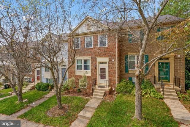 108 Smoothleaf Lane, GAITHERSBURG, MD 20878 (#MDMC2015988) :: Colgan Real Estate