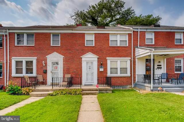 2019 Swansea Road, BALTIMORE, MD 21239 (#MDBA2012486) :: The Maryland Group of Long & Foster Real Estate