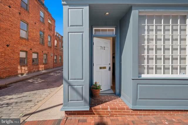 712 S Hanover Street, BALTIMORE, MD 21230 (#MDBA2012488) :: Colgan Real Estate