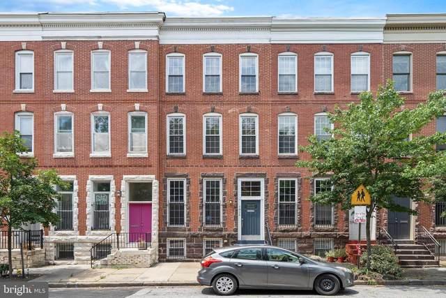 1814 N Calvert Street, BALTIMORE, MD 21202 (#MDBA2012496) :: SURE Sales Group