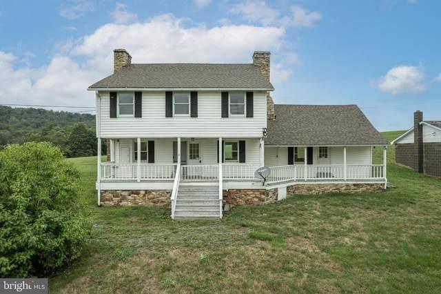 3425 Smokey Hollow Road, BLOOMERY, WV 26817 (#WVHS2000552) :: Colgan Real Estate