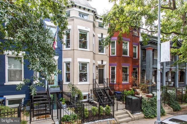 50 Rhode Island Avenue NW, WASHINGTON, DC 20001 (#DCDC2013380) :: Crossman & Co. Real Estate