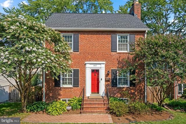 1607 N Edison Street, ARLINGTON, VA 22207 (#VAAR2005160) :: Crossman & Co. Real Estate