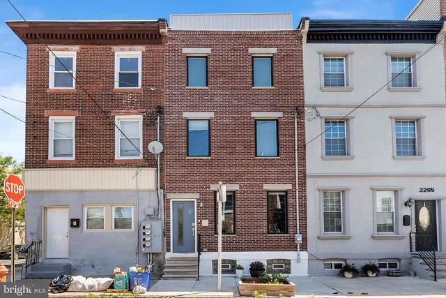 2203 E Huntingdon Street, PHILADELPHIA, PA 19125 (#PAPH2029946) :: New Home Team of Maryland