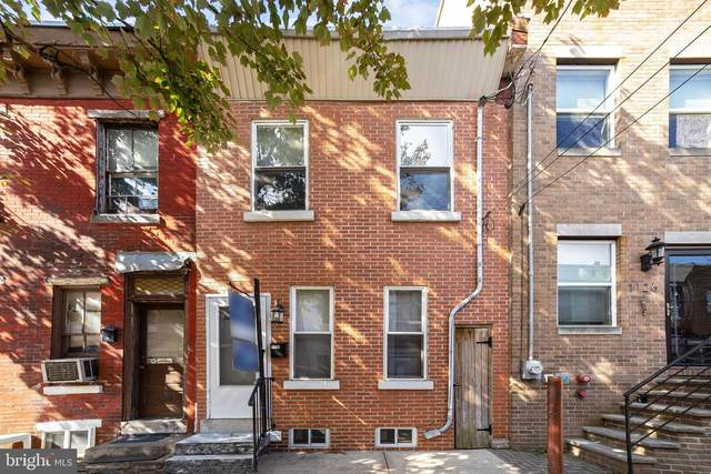 1124 E Wilt Street, PHILADELPHIA, PA 19125 (#PAPH2029956) :: Paula Cashion | Keller Williams Central Delaware