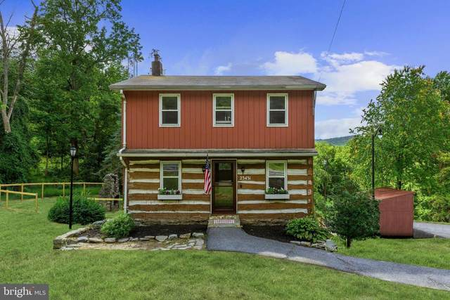 23431 Foxville Road, SMITHSBURG, MD 21783 (#MDWA2002284) :: Advance Realty Bel Air, Inc