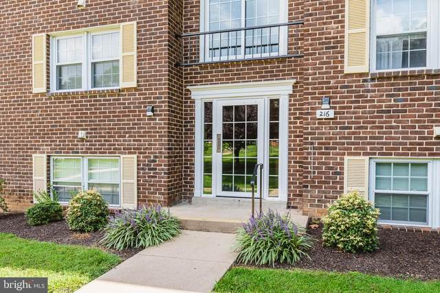 216 Timber Trail F, BEL AIR, MD 21014 (#MDHR2003774) :: Murray & Co. Real Estate