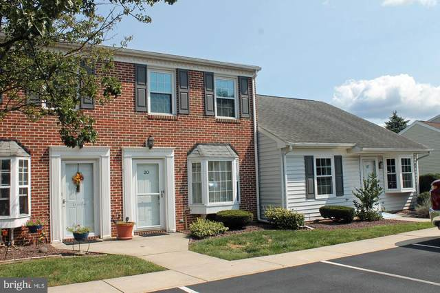20 Southpoint Drive, MECHANICSBURG, PA 17055 (#PACB2003196) :: The Joy Daniels Real Estate Group