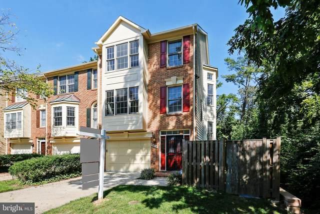 9815 Tiffany Hill Court #68, BETHESDA, MD 20814 (#MDMC2016010) :: The Gold Standard Group